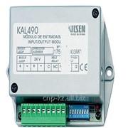 Адресный модуль логического входа KAL760 фото