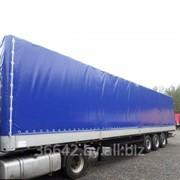 Тенты на грузовые и легковые прицепы фото