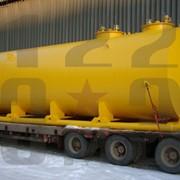 Резервуары стальные (3-100м³) фото