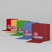 Салфетки бумажные Клематис 24*24 фото
