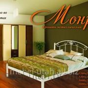 Металлическая Кровать Монро 160х200 фото