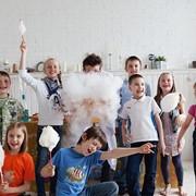 Шоу профессора Открывашкина на День Рождения фото