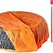 Мешки для колес R12-22, комплект 4 шт, размер 115х115 см AIRLINE фото
