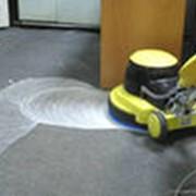 Химическая чистка ковролина фото