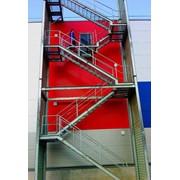Испытание пожарных лестниц фото