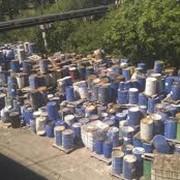 Сбор, транспортировка, хранение опасных отходов фото