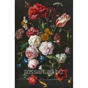 Картина на холсте Цветы Букет фото