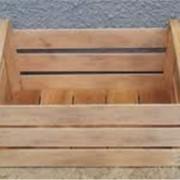 Ящики деревянные на экспорт фото