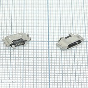 Разъем Micro USB для Sony C6903 C5502 D6503 D6603 (Z1/Z2/ZR/ZL/Z3) фото