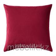 Чехол на подушку, темно-розовый САНЕЛА фото