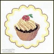 Пирожное с кремом фото