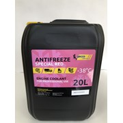 Тосол Gecco lube Antifreeze SPECIAL RED  фото