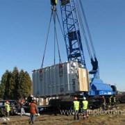 Перевозка трансформаторов, дизельных генераторов   фото