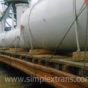 Перевозка нефтегазового оборудования, компрессоров фото