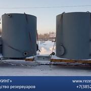 Резервуар стальной РГС, РВС под заказ до 150м3 фото