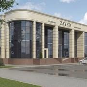 Архитектурный, эскизный проект общественных зданий фото