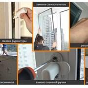 Надлежащий ремонт пластиковых окон Одесса. фото