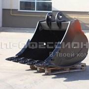 Ковш усиленный для экскаваторов массой 12 – 55 тон фото