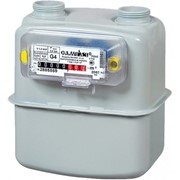 Счетчики газа САМГАЗ G 1.6, 2.5, 4 наружные! фото