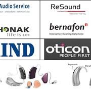 Подбор и настройка медицинского слухового аппарата фото