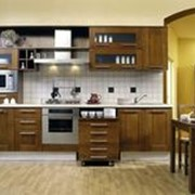 Кухня классическая фото