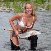 100% Рыбалка фото