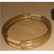 Поднос круглый CRCL - TRY -001 фото