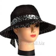 Шляпа женская из льна 119 фото