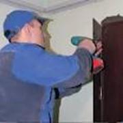 Монтаж дверей в Кызылорде фото