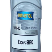 Масло моторное Expert SHPD SAE 10W-40, 208л фото