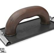 Тёрка пластмассовая для шлифовальной сетки 110*225 мм, толщина 5 мм Mastertool 08-0114 фото