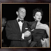 Картина Фрэнк Синатра и Ава Гарднер, Неизвестен фото