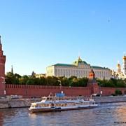 Автотур в Москву с теплоходной прогулкой, экскурсиями фото
