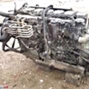 Двигатель D2866 LF09 фото