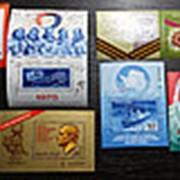 Набор марок космос фото