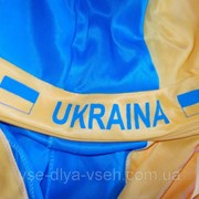 Флаг-бандана Украина фото