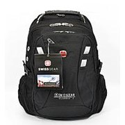 SWISSGEAR Рюкзак 35L 9371# USB BLACK фото