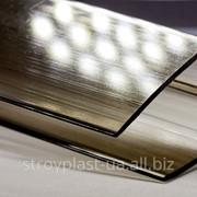 UP-Торцевой профиль 8мм бронза фото