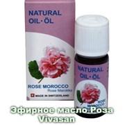 Эфирное масло Роза Марокко Vivasan, Швейцария фото