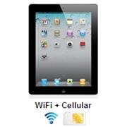 Новый iPad 16Gb + 4G чёрный фото