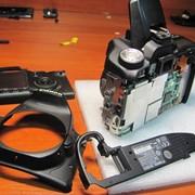 Ремонт цифровых и зеркальных фотоаппаратов фото