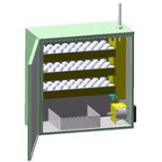 """Инкубатор для всех видов домашней птицы с автоматическим переворотом яиц """"А-135"""" фото"""