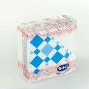 Салфетка с рисунком (30,40шт. в упаковке) фото