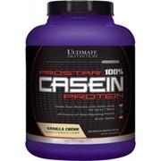 100% Prostar Casein Protein Ultimate Nutrition 2270 грамм фото