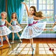 Пазл Castorland 260 деталей деталей, Балерины, средний размер элементов 1,9?1,7 см фото