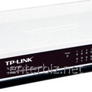 Коммутатор TP-Link TL-SF1016D DDP (16х10/100 Мбит, настольный), код 66458 фото