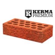 Кирпич пустотелый лицевой Керма Russet Wood 250х120х65 фото