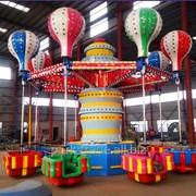 Механическая карусель Воздушные шары фото