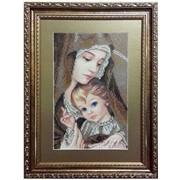 Мадонна з дитям (сепія) Артикул Арт. МД-с фото