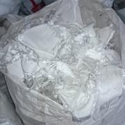 Отходы тканого и нетканого капрона (полиамид, ПА) фото